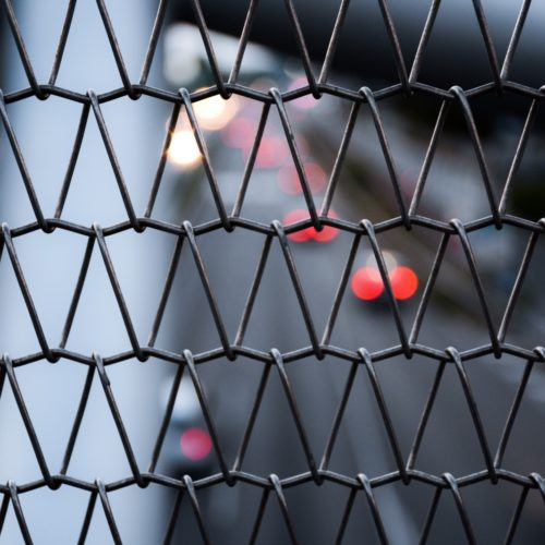 Photo of Barrier of a Fence